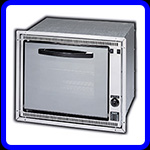 caravan and motorhome custom fit oven and grills